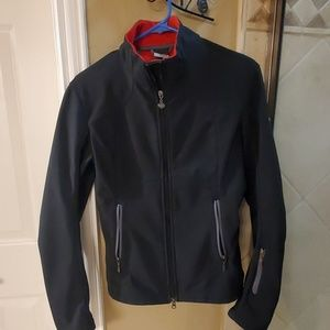 Nike soft shell jacket size medium